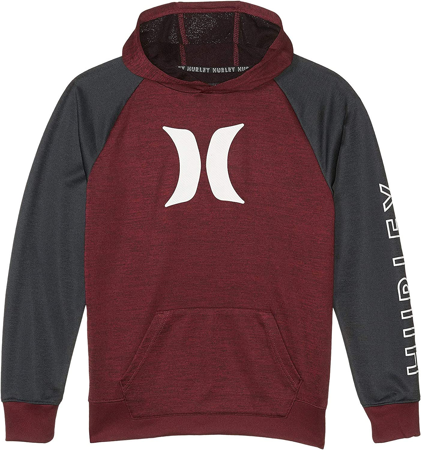 Hurley Boys' Solar Pullover Milwaukee Lowest price challenge Mall Hoodie
