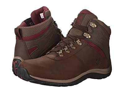 Timberland Norwood Mid Waterproof (Dark Brown) Women