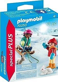 PLAYMOBIL Special Plus 70250 Dzieci na sankach, od 4 lat