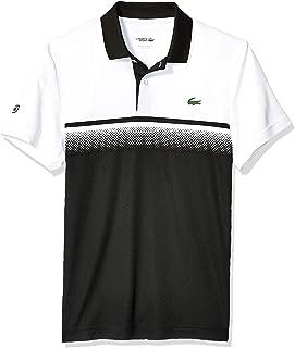 Men's Sport Short Sleeve Ultra Dry Gradient Print Polo