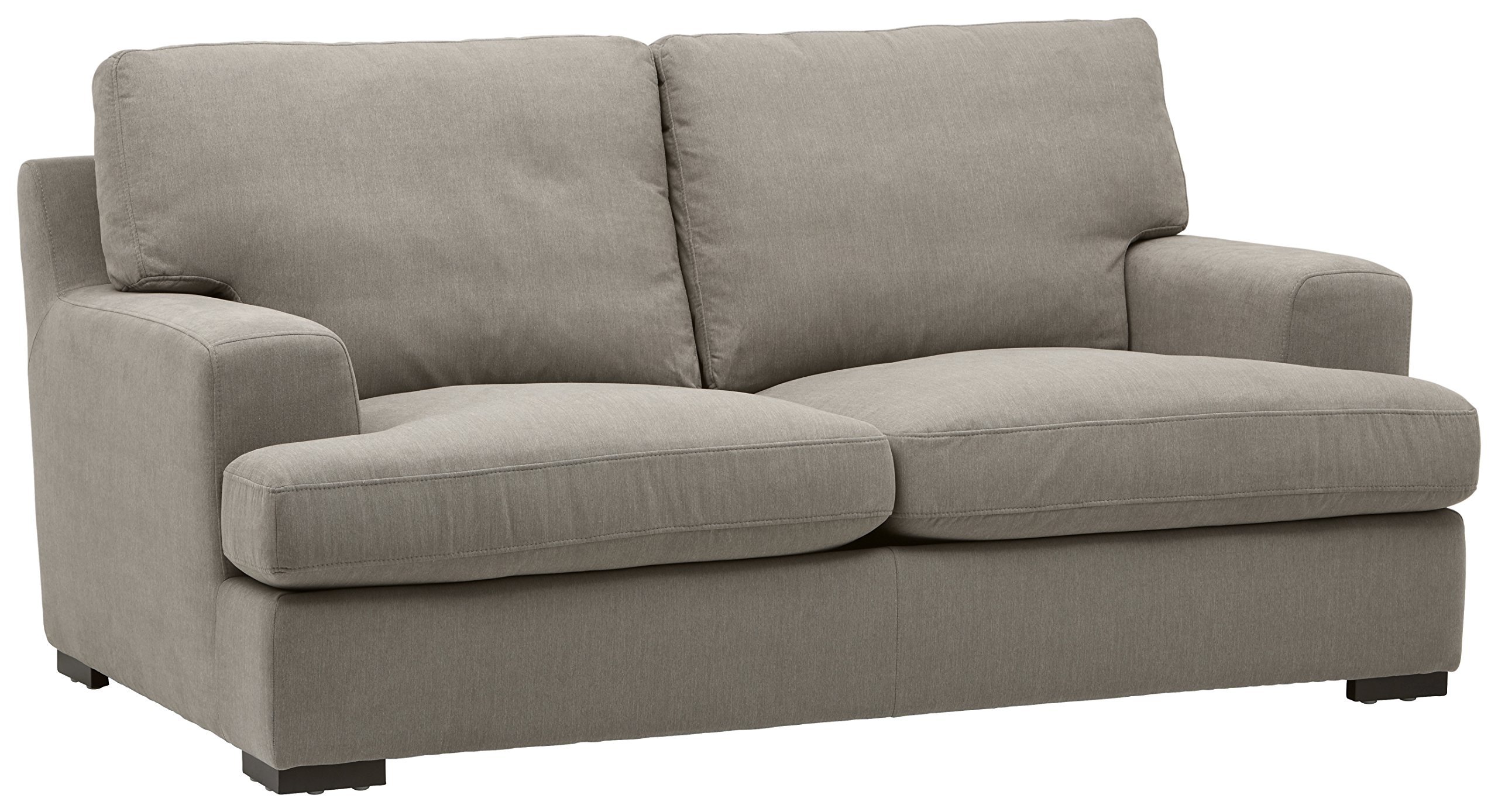 overstuffed sofa amazon com rh amazon com Overstuffed Chairs for Two Overstuffed Chairs for Two