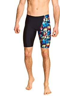 Zoggs Men's Arizona Jett Jammer Eco Fabric Swim Shorts