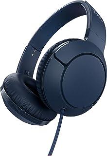 TCL Mtro200 - Auriculares de Diadema con Cable superligeros, con Controladores de 32 mm, para Graves y micrófono Integrad...