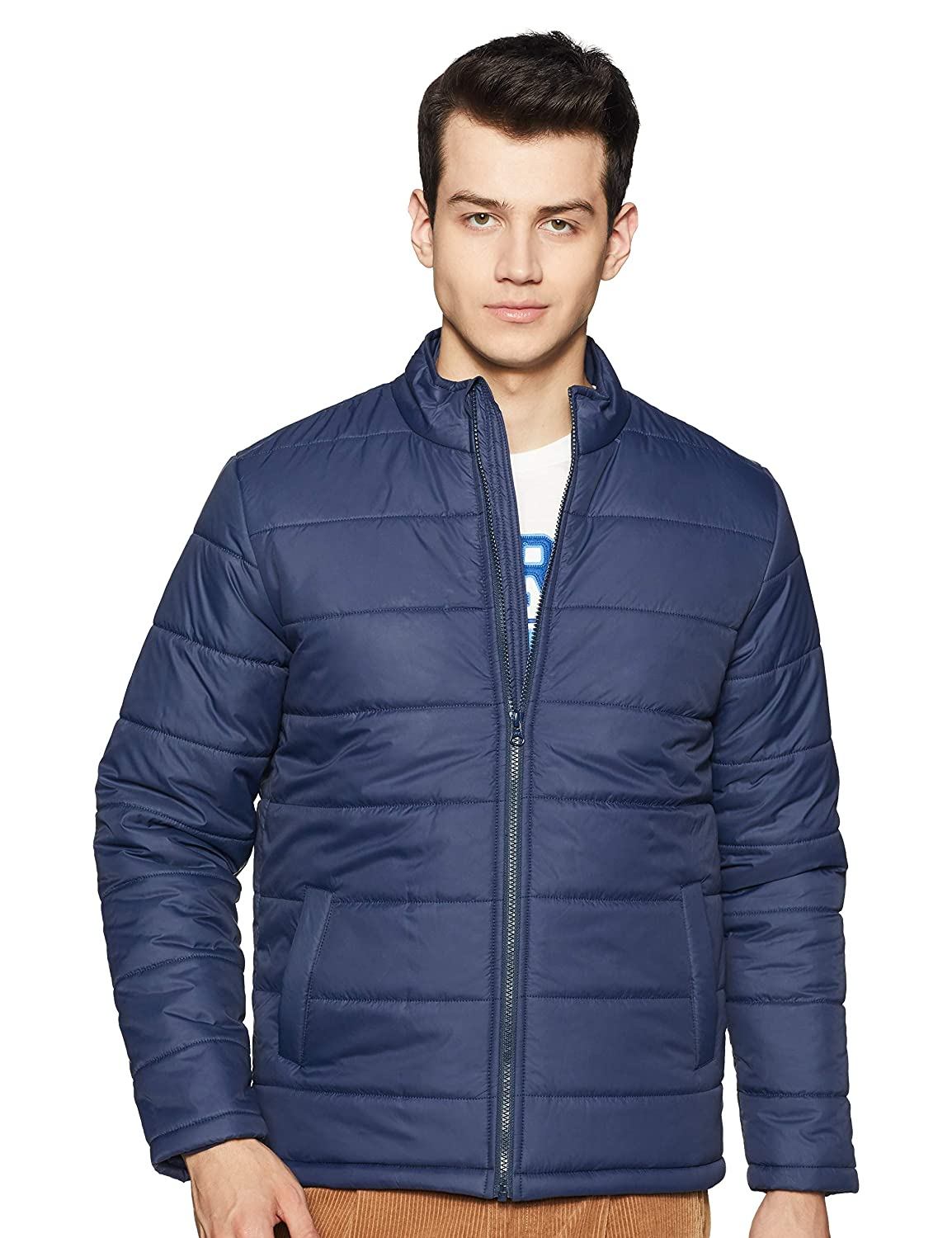 [Apply coupon] Amazon Brand - Symbol Men's Quilted Jacket