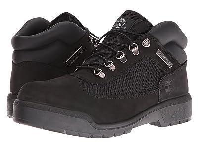 Timberland Field Boot F/L Waterproof (Black Waterbuck) Men
