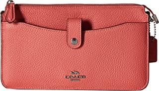 COACH Women's Pop Up Messenger in Polished Pebble Leather