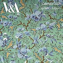 V&A - William Kilburn Wall Calendar 2021 (Art Calendar)