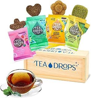 Sweetened Organic Loose Leaf Tea | Standard Herbal Sampler Assortment Box | Eliminate the Need for Teabags and Sweetener |...