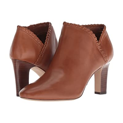 LAUREN Ralph Lauren Bryna (Deep Saddle Tan/Deep Saddle Tan Super Soft Leather) Women