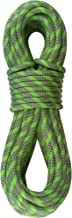 STERLING Evolution VR9 Dynamic Climbing Rope - Green 70M