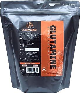リミテスト グルタミン 工場直販 国産 パウダー 500g LIMITEST 無添加