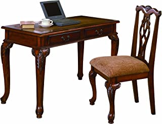 traditional style writing desk