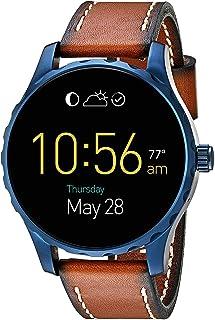 Fossil Marshall Dark Brown Smartwatch (Brown Strap Regular)