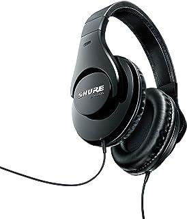 Auriculares Shure SRH240A de calidad profesional diseñados para grabación en casa y escucha diaria
