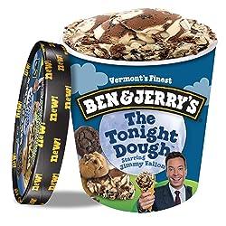Ben & Jerry's  The Tonight Dough Ice Cream 16 oz