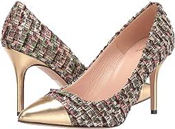 Pink/Brown/Gold
