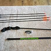 Bogen und Pfeile für Kinder 114cm 6.8kg mit 3 Pfeile