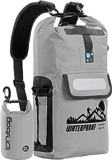 Waterproof Backpack Floating Dry Bag, Dry Bag Backpack Waterproof 20L/30L, Roll Top Keeps Gear Dry for Kayaking, Boating, Rafting, Swimming, Hiking, Camping, Travel, Beach