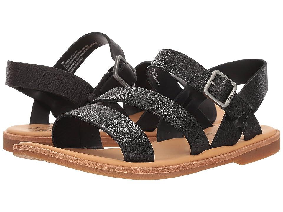 Kork-Ease Nogales (Black Full Grain Leather) Women