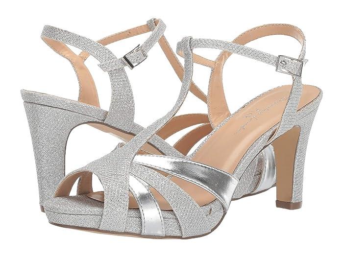 70s Shoes, Platforms, Boots, Heels Paradox London Pink Hinda Silver Womens Shoes $35.98 AT vintagedancer.com