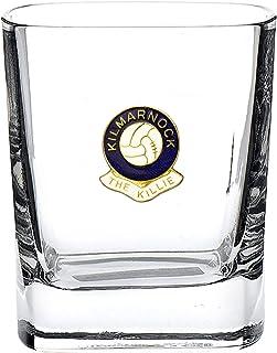 Kilmarnock football club mixer glass