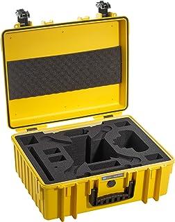 B&W Type 6000 Hoesje voor DJI Phantom 3 - Geel
