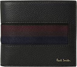 Paul Smith Stripe Webbing Billfold