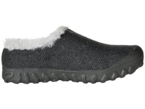 BlackCharcoal B Wool On Moc Slip Bogs gZwFTp8WqZ