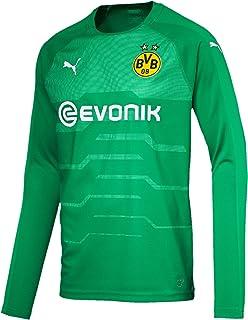 PUMA Herren BVB Ls Gk Shirt - Replica with Evonik Logo Trikot