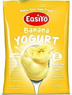 Easiyo Yogurt Mix, Banana, 4 Count