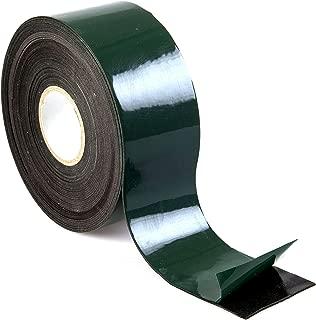 Rollo de cinta de espuma de doble cara de Gocableties, 10 m, alta calidad, negro