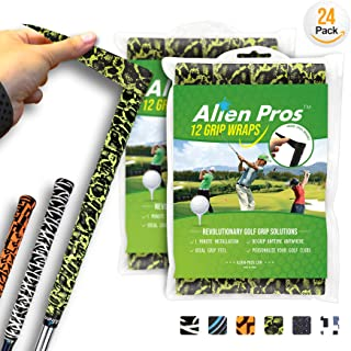 unique golf grips