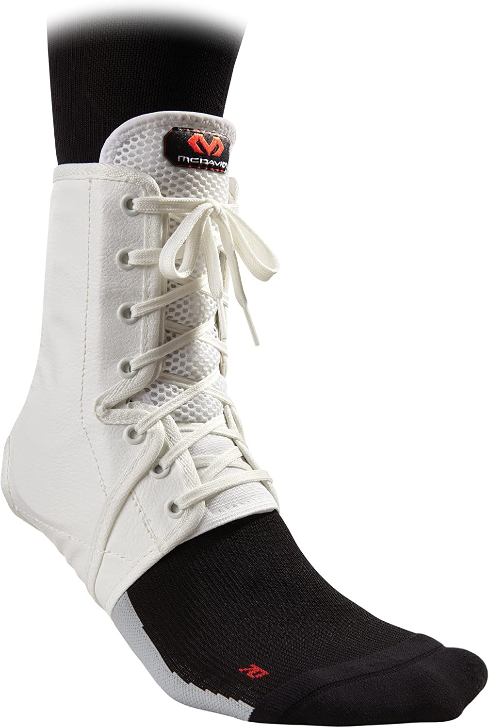 McDavid Ankle Brace Lace-Up w Strength Maximum Courier shipping free shipping Popular Su Inserts