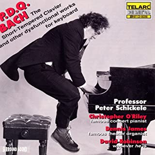 P.D.Q. Bach: Short-Tempered Clavier (Works for Key