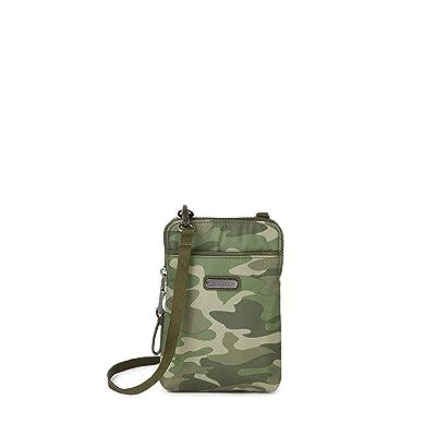 Baggallini Broadway Crossbody (Olive Camo) Handbags