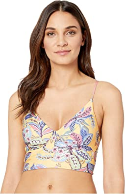 Tapestry Bloom Reverse Cami Cover-Up