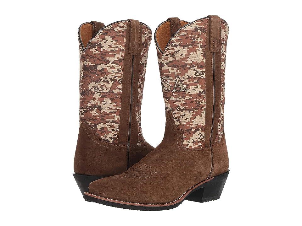 Laredo Tango (Brown) Cowboy Boots