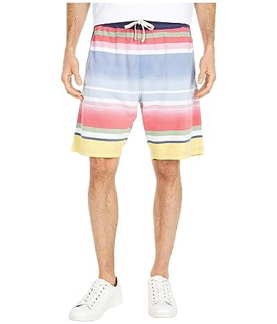 Polo Ralph Lauren Classic Fit Mesh Shorts (French Blue Multi) Men