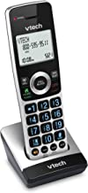 "VTech VS113-0 Accessory Handset for VS113 Cordless Phone Series with Extended Range, 2"" Backlit Screen Big Buttons,Call Bl..."