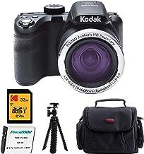 "Kodak PIXPRO Astro Zoom AZ421 16 MP Digital Camera with 42X Opitcal Zoom and 3"" LCD Screen (Black) 32GB Bundle"