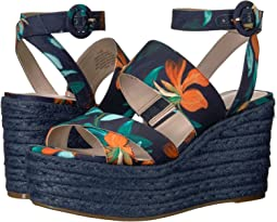 Nine West Kushala Espadrille Wedge Sandal