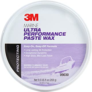 3M 3004.7768 9.5-Ounce 09030 Marine Ultra Performance Paste Wax