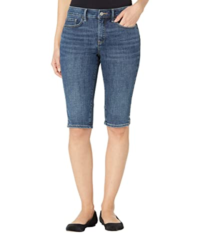 NYDJ Knee Length Denim Capris in Marcel (Marcel) Women
