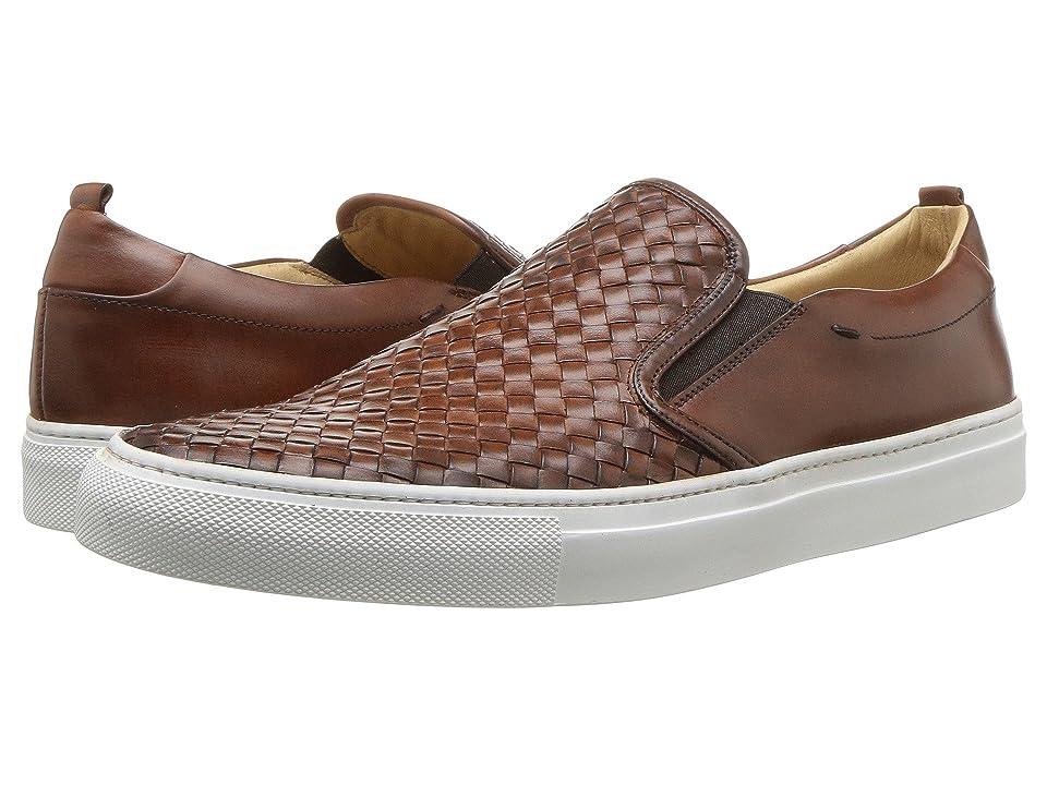 Kenneth Cole New York Grifyn Sneaker (Cognac) Men