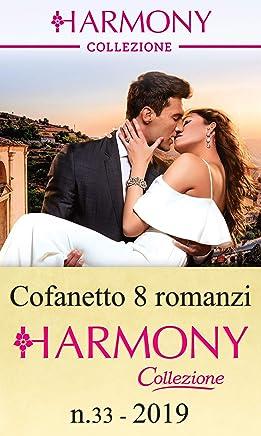 Cofanetto 8 romanzi Collezione n. 33/2019: Harmony Collezione (Italian Edition)