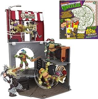 Amazon.es: Tortugas ninja - Coches y figuras: Juguetes y juegos