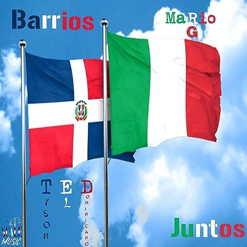 Barrios Juntos de Mario G & Tyson El Dominicano en Amazon ...