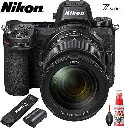 $2080 Get Nikon Z6 Mirrorless Digital Camera with 24-70mm Lens International Model