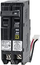 Schneider Electric QO230PLILC QO ILC PowerLink Circuit Breaker 2-Pole, 120/240Vac, 30-Amp, 10 kA AIR