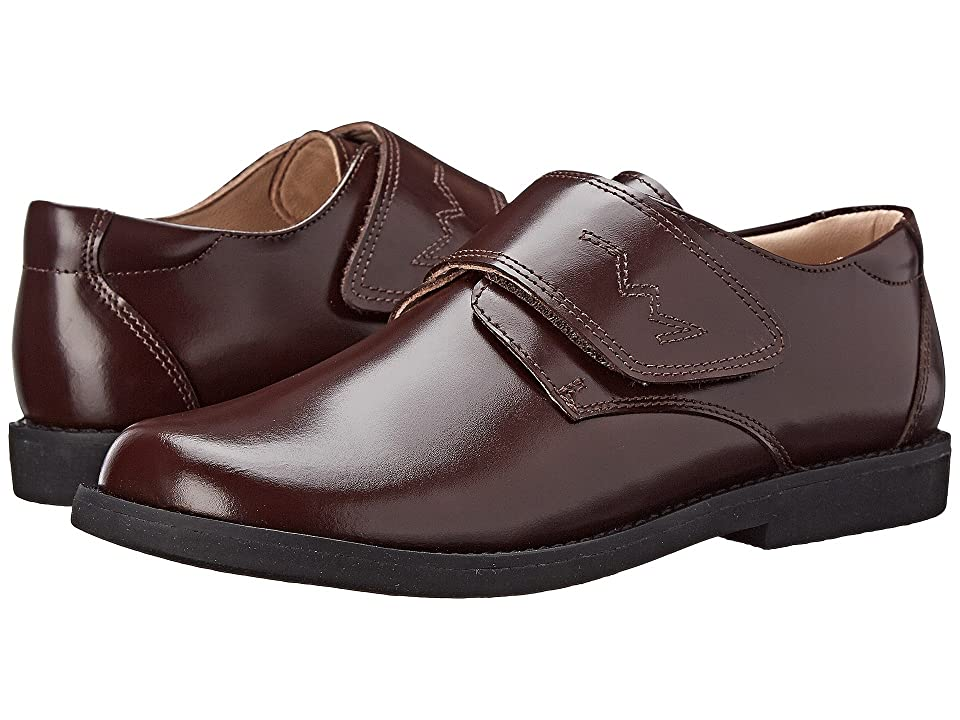Elephantito Scholar HL (Toddler/Little Kid/Big Kid) (Brown) Boys Shoes